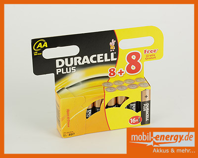 16x-Duracell-Plus-Alkaline-Batterie-Mignon-AA-R6-MN1500